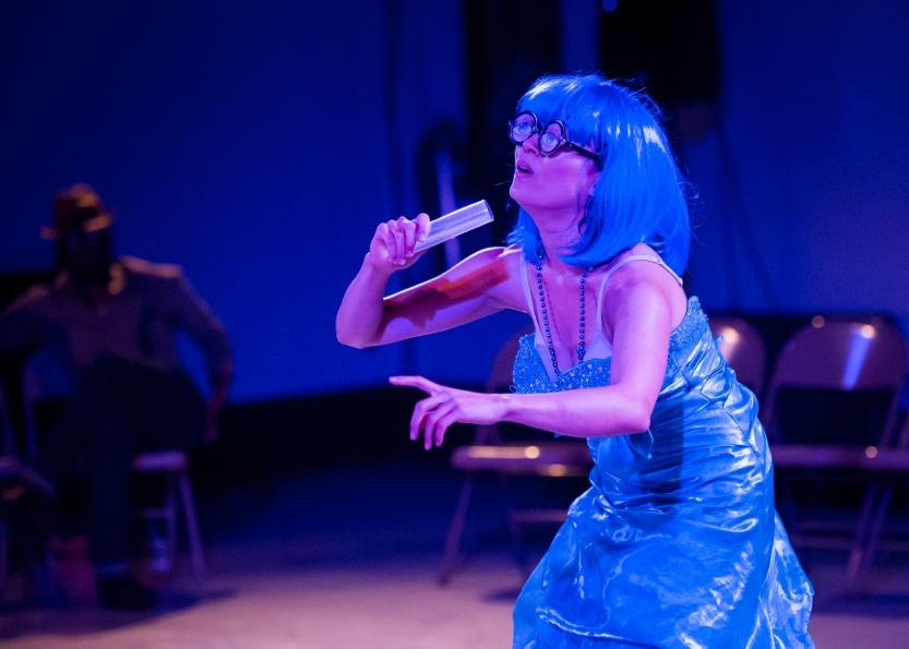 Michelle Boule in WONDER photo by Ian Douglas